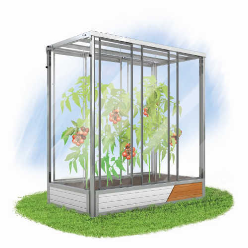 Tomatenhaus Online Kaufen Fur Optimales Wachstum Hochbeet